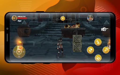 Télécharger Gratuit Ghost Fighter – Adventure Fighting Game mod apk screenshots 3