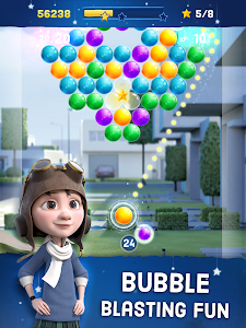 The Little Prince - Bubble Pop v1.0.4 (Mod Coins/Lives)