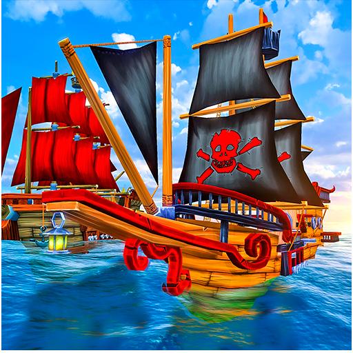Pirates Ship Battle