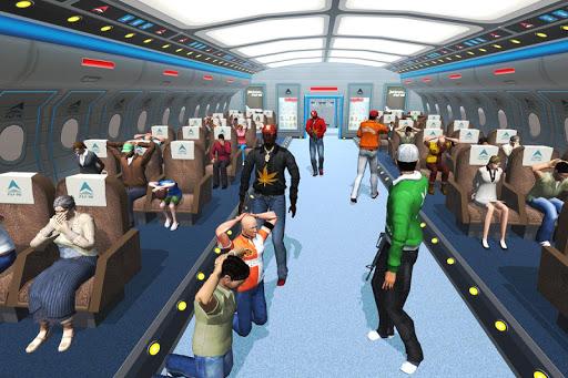 Plane Hijack Game :  Rescue Mission  screenshots 1