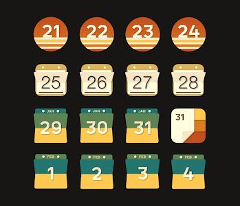 Dynasty Icon Pack v1.3