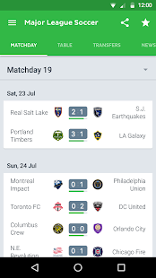 Onefootball Live Soccer Scores for PC-Windows 7,8,10 and Mac apk screenshot 2