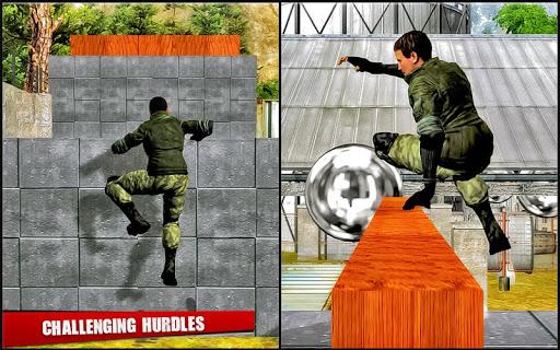 Army Training camp Game screenshot 23