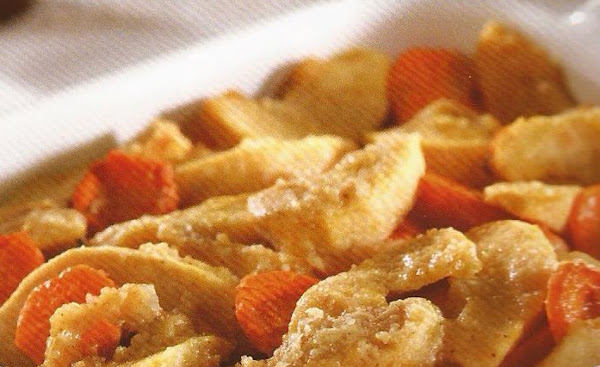 Slow-good Apples And Carrots Recipe