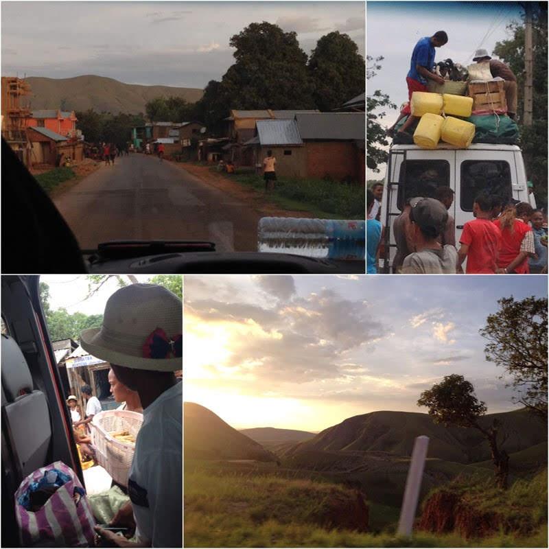 Way back to Antananarivo