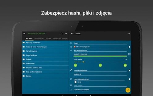 Keeper Menedżer Haseł Screenshot