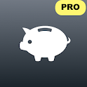 Budgetly PRO: Best budget app ( Save money ) icon