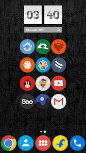 Flazeo - Icon Pack - screenshot thumbnail