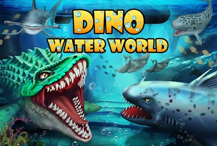 Jurassic Dino Water World 9.38