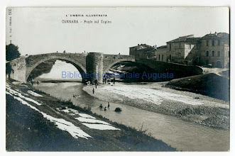 Photo: Cannara, Ponte sul Topino