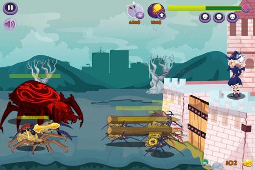 Code Triche Battle Arachnids  APK MOD (Astuce) screenshots 5