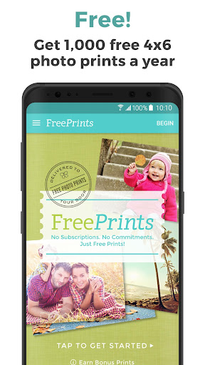 Foto do FreePrints – Free Photos Delivered