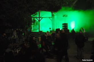 Photo: Już na miejscu - piątkowe, wieczorne koncerty i rozmowy przy piwie.