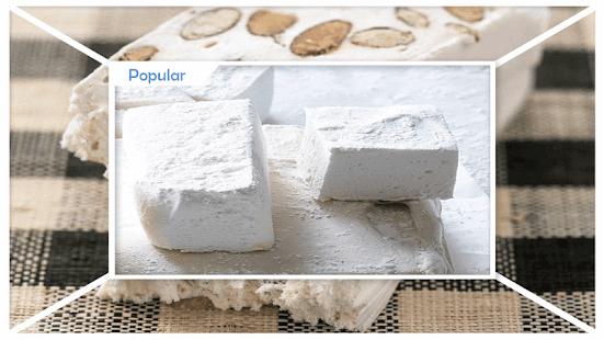 Simple DIY Vanilla Marshmallow Tutorials - náhled