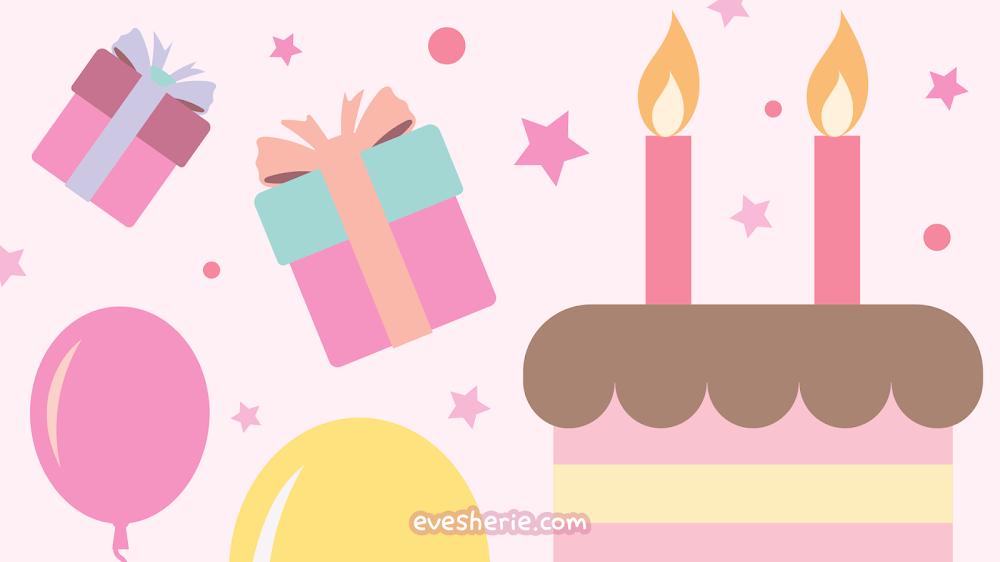 สุขสันต์วันเกิด Emm (14 ก.พ. 2020)