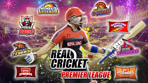 Real Cricketu2122 Premier League 1.1.2 screenshots 2