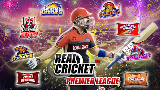 Real Cricket™ Premier League v1.1.2 MOD APK 2