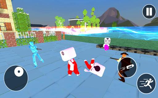 Scary Blocky Piggy Escape Mod 1.7 screenshots 2
