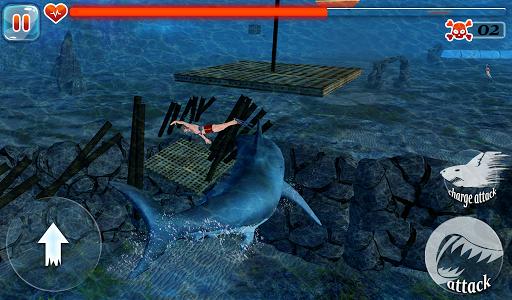 Scary Shark Evolution 3D  screenshots 11