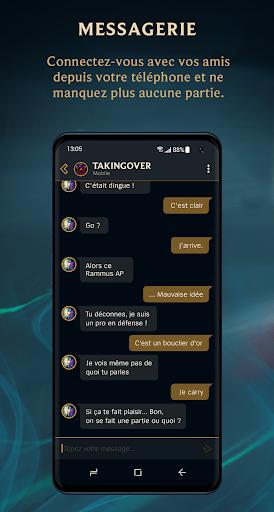 Code Triche League Friends apk mod screenshots 4