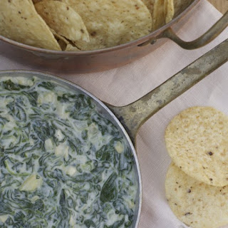 Spinach and Artichoke Dip.
