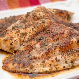 Baked Catfish Recipe