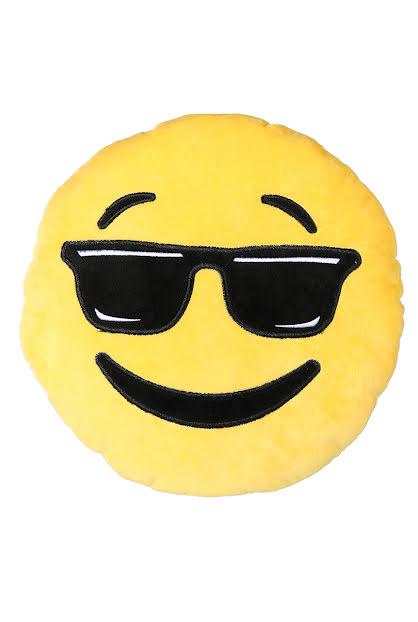 Kudde emoji, cool