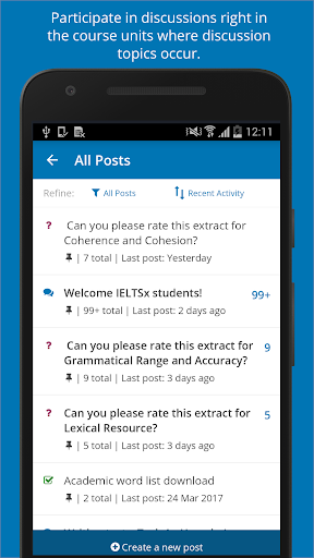 EdX - Online Courses 2.12.1 screenshots 3