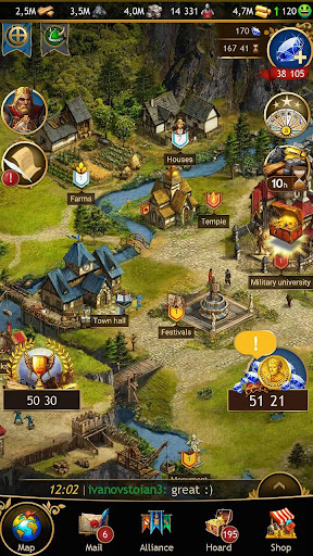 Imperia Online - Medieval empire war strategy MMO filehippodl screenshot 5