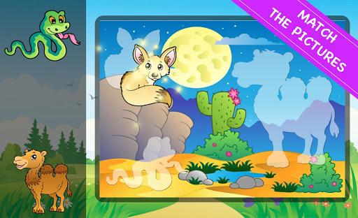 Cartoon Jigsaw & Tile Puzzle screenshots 2