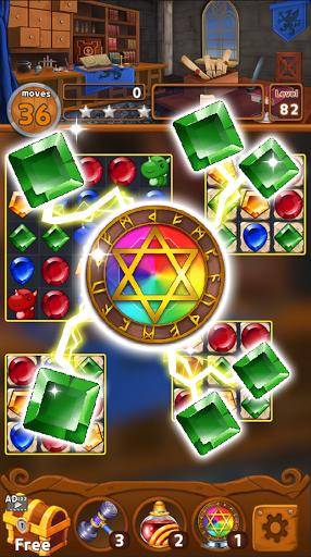 Jewels Magic Kingdom: Match-3 puzzle 1.3.12 screenshots 9