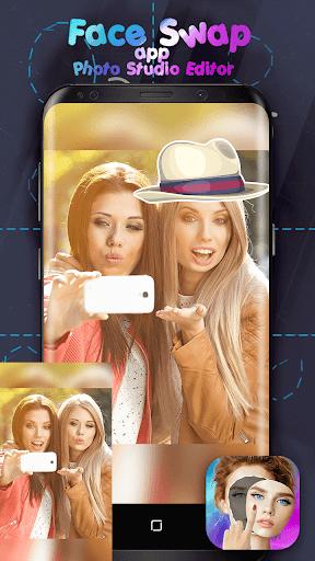 ? Face Swap App - Photo Studio Editor ? 1.0s screenshots 4