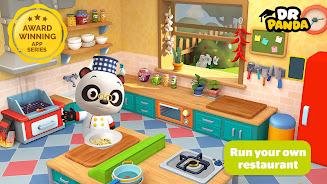 دانلود Dr. Panda Restaurant 3 اندروید