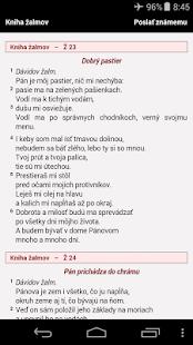 Žalmy - náhled