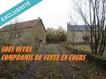 maison à Le Mas-d'Artige (23)