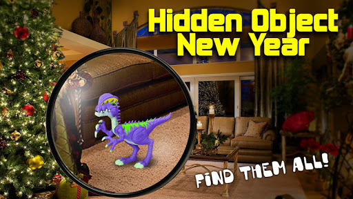 Hidden Object - New Year
