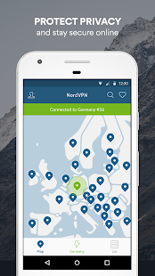 VPN: Fast & Unlimited NordVPN Screenshot