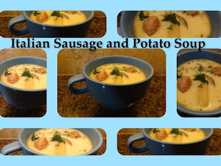 Italian Sausage And Potato Soup Recipe