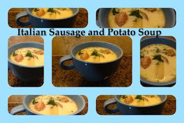 Italian Sausage and Potato Soup