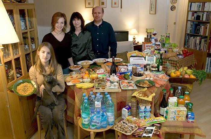 YpP7xCigNXMsVGcMOQaFdacAib8VIOua4Jm i0j3tlE=w700 h462 no - Недельный запас еды для семьи в разных странах мира (фото)