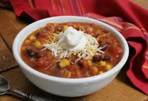 Husband Approved Taco Soup.