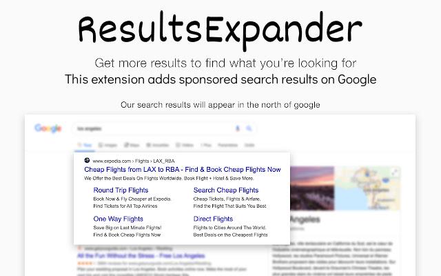 ResultsExpander