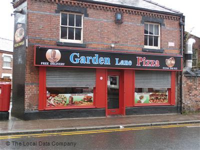 Garden Lane Pizza On Garden Lane Pizza Takeaway In City