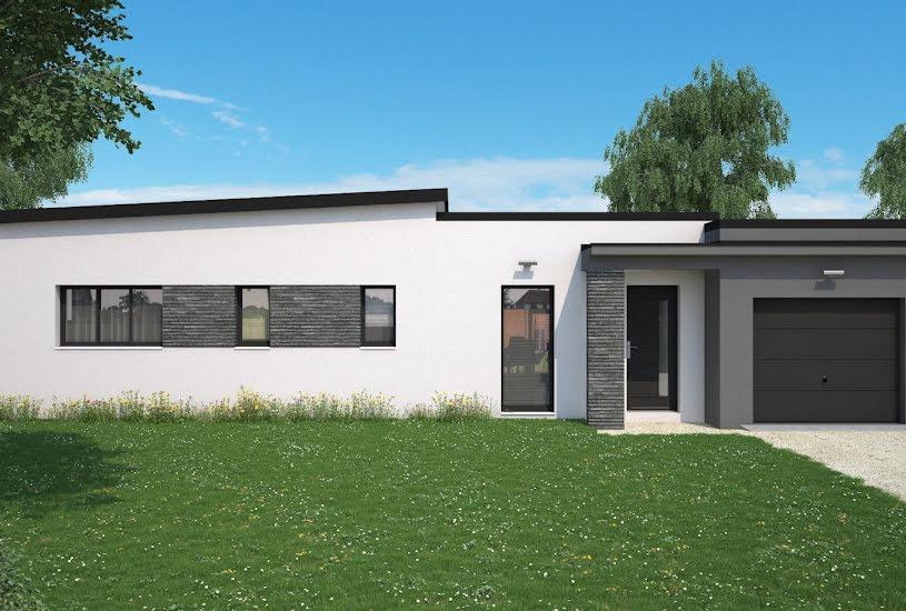 Vente Terrain + Maison - Terrain : 658m² - Maison : 103m² à Le Pin-en-Mauges (49110)