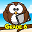 Sixth Grade Learning Games icon