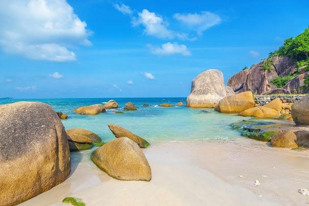 Thongtakian Beach, Koh Samui