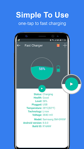 Super Fast Charger 5x 1.43 gameplay   AndroidFC 1