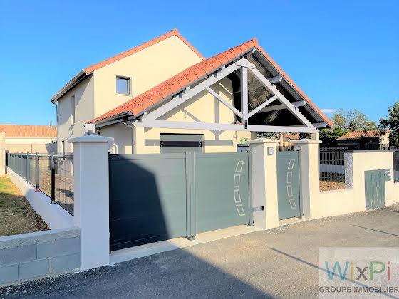 Vente maison 6 pièces 139,65 m2