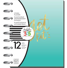 Me & My Big Ideas CLASSIC Happy Planner - Get Fit