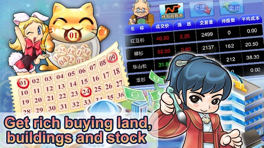 Richman 4 Fun Mod Apk 5.0 (Unlock All Maps and Characters) 1